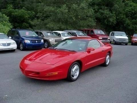 1993 Pontiac Firebird for sale in Pottsville, PA