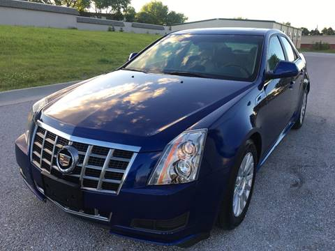 2012 Cadillac CTS for sale in Omaha, NE