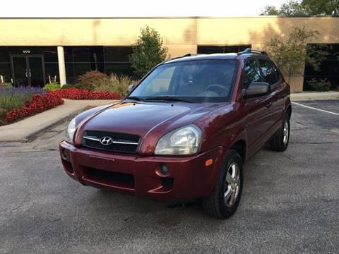 2008 Hyundai Tucson for sale in Omaha, NE