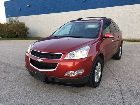 2012 Chevrolet Traverse for sale in Omaha, NE