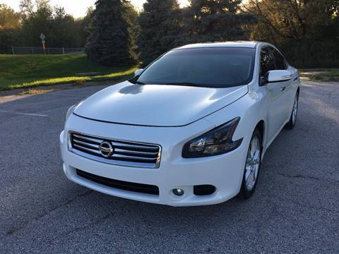 2014 Nissan Maxima for sale in Omaha, NE
