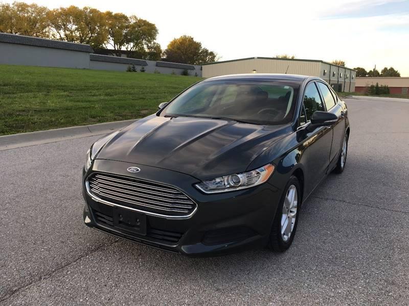 Ford Fusion SE In Omaha NE Big O Auto LLC - Ford omaha