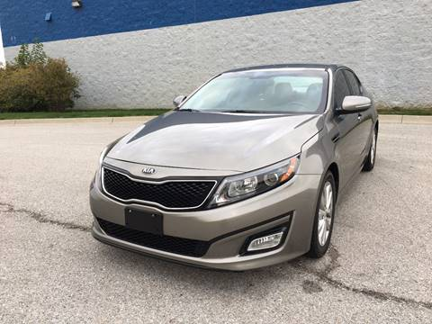 2014 Kia Optima for sale in Omaha, NE