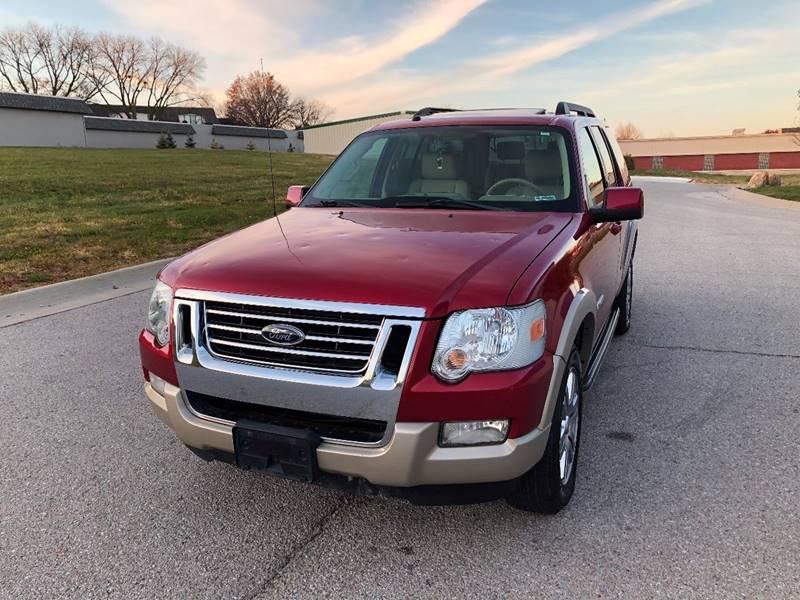 Ford Explorer Eddie Bauer In Omaha NE Big O Auto LLC - Ford omaha