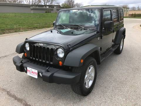 2014 Jeep Wrangler Unlimited for sale in Omaha, NE