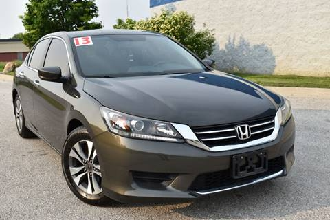 2013 Honda Accord for sale in Omaha, NE