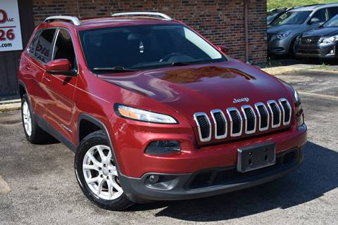 2016 Jeep Cherokee for sale in Omaha, NE