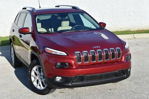 2017 Jeep Cherokee for sale in Omaha, NE