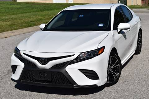 2018 Toyota Camry for sale in Omaha, NE