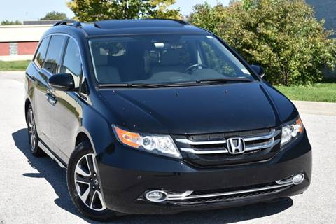 2014 Honda Odyssey for sale in Omaha, NE