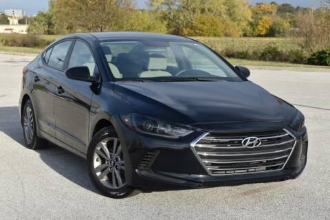 2017 Hyundai Elantra for sale at Big O Auto LLC in Omaha NE