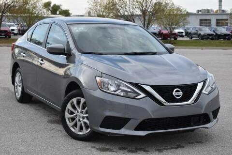 2018 Nissan Sentra for sale at Big O Auto LLC in Omaha NE