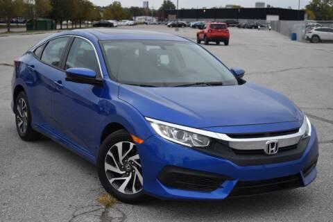 2017 Honda Civic for sale at Big O Auto LLC in Omaha NE