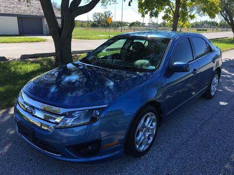 2010 Ford Fusion for sale in Omaha, NE