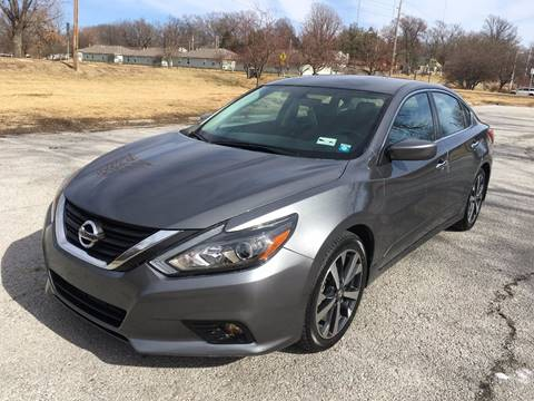2016 Nissan Altima for sale in Omaha, NE