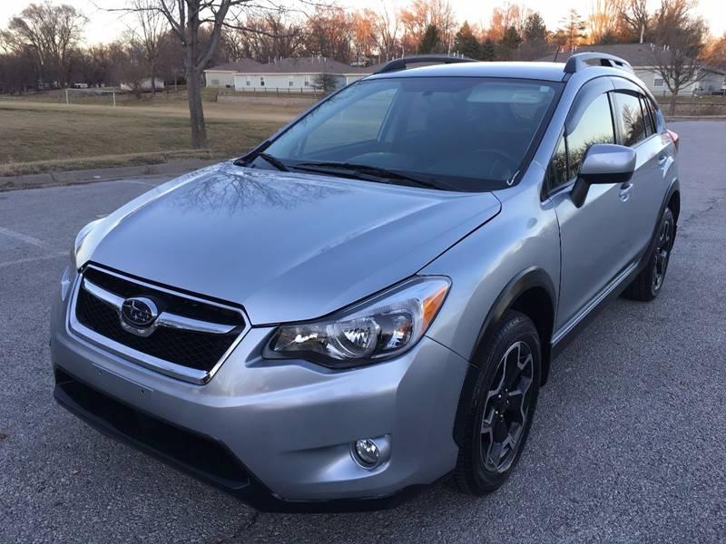 2014 Subaru XV Crosstrek for sale at Big O Auto LLC in Omaha NE