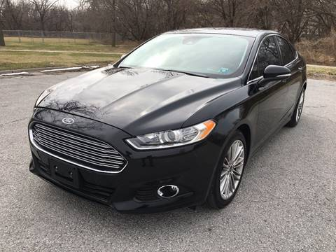 2016 Ford Fusion for sale in Omaha, NE