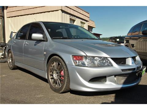 2005 Mitsubishi Lancer Evolution for sale in Bremerton, WA