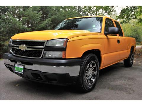 2006 Chevrolet Silverado 1500 for sale in Bremerton, WA