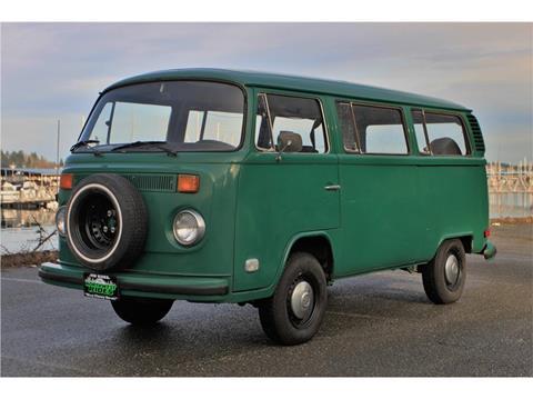 9f019dbd2d 1973 Volkswagen Bus for sale in Bremerton