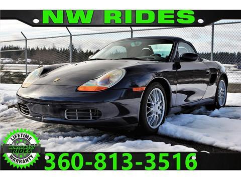 1999 Porsche Boxster for sale in Bremerton, WA