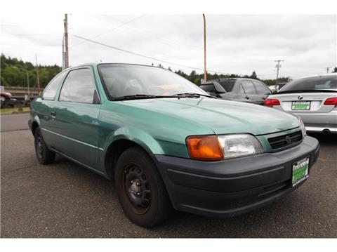 1995 Toyota Tercel for sale in Bremerton, WA