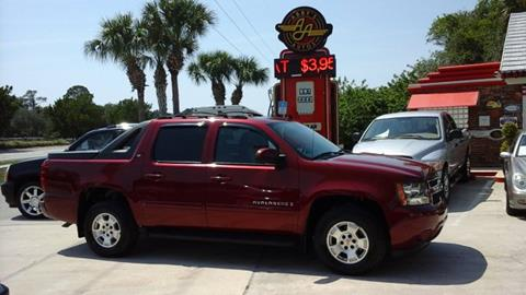2007 Chevrolet Avalanche for sale in North Fort Myers, FL