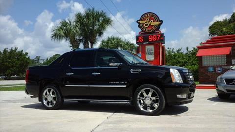 2007 Cadillac Escalade EXT for sale in North Fort Myers, FL