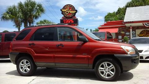2005 Kia Sportage for sale in North Fort Myers, FL