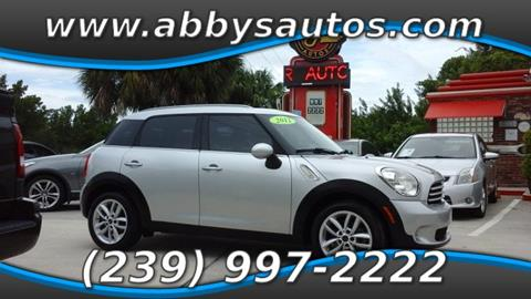 2012 MINI Cooper Countryman for sale in North Fort Myers, FL