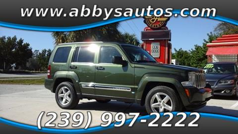 2008 Jeep Liberty for sale in North Fort Myers, FL