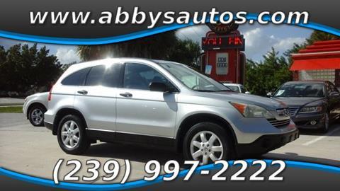 2009 Honda CR-V for sale in North Fort Myers, FL
