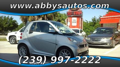 2014 Smart fortwo electric drive for sale in North Fort Myers, FL