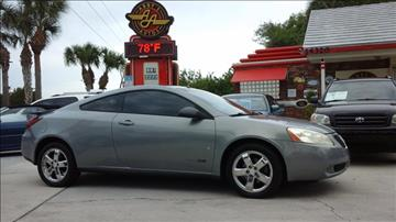 2007 Pontiac G6 for sale in North Fort Myers, FL