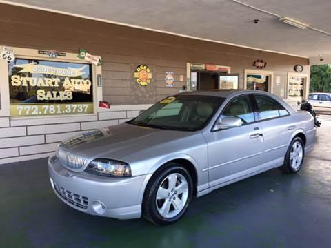 2006 Lincoln LS for sale in Stuart, FL