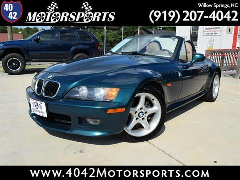 1998 BMW Z3 for sale in Willow Spring, NC