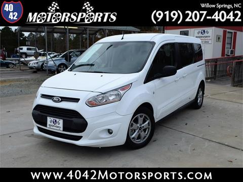 2014 Ford Transit Connect Wagon for sale in Willow Spring, NC