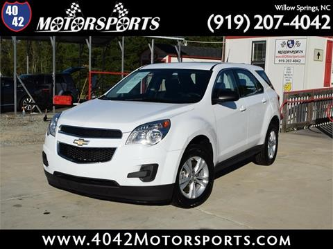 2013 Chevrolet Equinox for sale in Willow Spring, NC