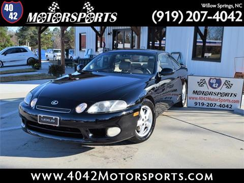 1999 Lexus SC 300 for sale in Willow Spring, NC