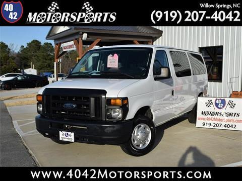 d9e8700655464e Used Ford E-Series Wagon For Sale in North Carolina - Carsforsale.com®