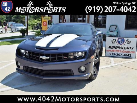 2010 Chevrolet Camaro for sale in Willow Spring, NC
