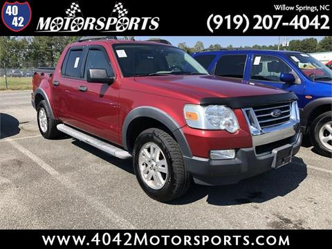 2008 Ford Explorer Sport Trac for sale in Willow Spring, NC