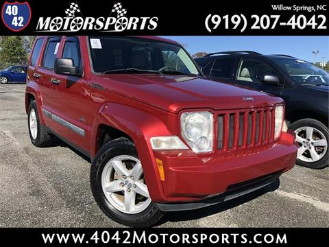 2009 Jeep Liberty for sale in Willow Spring, NC