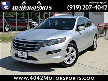2011 Honda Accord Crosstour for sale in Willow Spring, NC