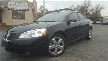 2007 Pontiac G6 for sale in Joplin, MO