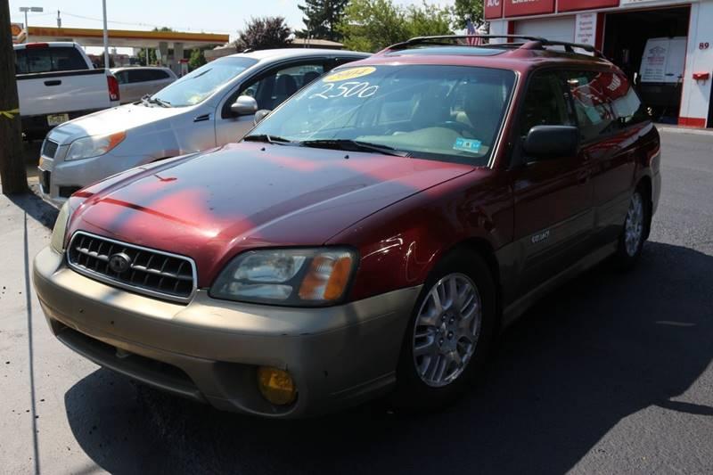 2004 Subaru Outback Limited In Keyport Nj Keyport Auto Sales Llc