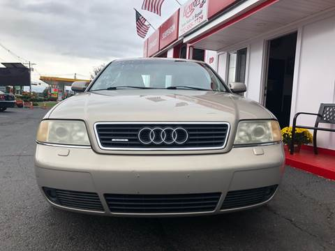 2001 Audi A6 2.7 T >> 2001 Audi A6 For Sale In Keyport Nj