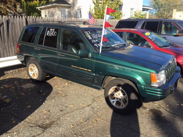 1997 Jeep Grand Cherokee For Sale At KEYPORT AUTO SALES LLC In Keyport NJ