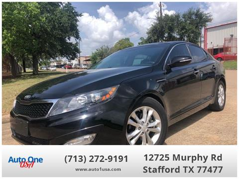 2013 Kia Optima for sale in Stafford, TX