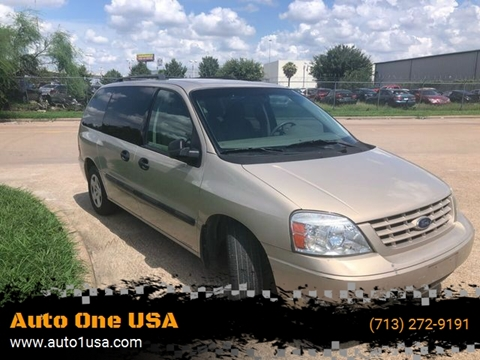 2007 Ford Freestar for sale in Stafford, TX